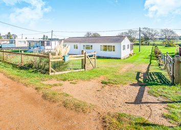 Thumbnail 4 bed detached bungalow for sale in South Beach, Heacham, King's Lynn