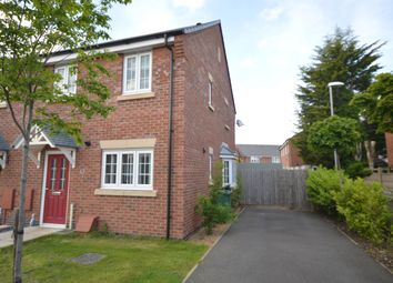 Thumbnail 3 bed semi-detached house for sale in Southway, Blaby, Leicester