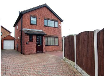 Thumbnail 3 bed detached house for sale in Tiree Close, Trowell