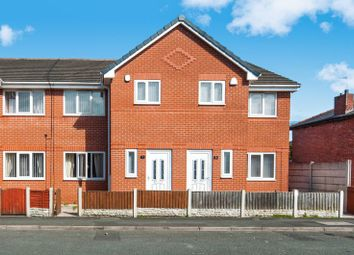 Thumbnail 3 bed town house for sale in Anderton Street, Ince, Wigan.