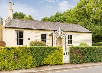 Thumbnail 2 bed cottage for sale in Woodcote Side, Epsom