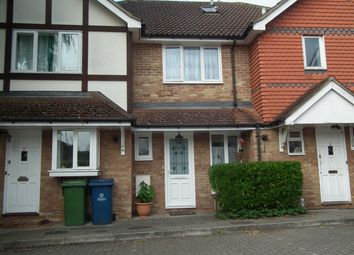 Thumbnail 2 bed terraced house for sale in Kingfisher Close, Harrow Weald, Harrow