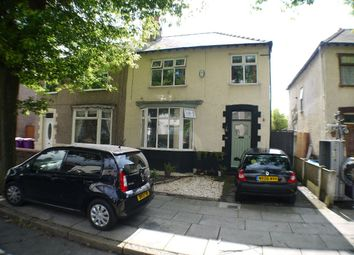 Thumbnail 3 bed semi-detached house to rent in Lovelace Road, Liverpool