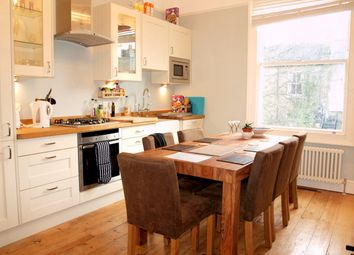 Thumbnail 2 bed flat to rent in Sudbourne Road, London