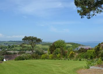 Thumbnail 4 bed detached bungalow for sale in Gillan, Manaccan, Helston, Cornwall