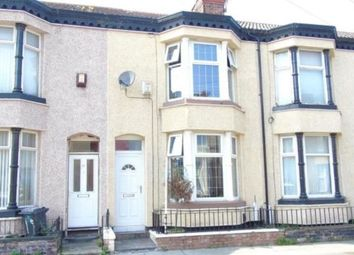 Thumbnail 3 bedroom terraced house to rent in Percy Street, Bootle