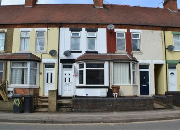 Thumbnail 2 bed terraced house for sale in Rugby Road, Hinckley, Leicestershire
