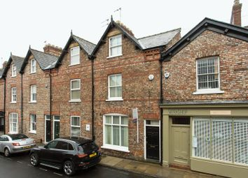 Thumbnail 3 bed terraced house for sale in George Street, York