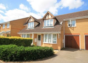 Thumbnail 3 bed terraced house for sale in Ryngwell Close, Brixworth, Northampton