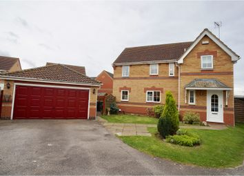 Thumbnail 4 bed detached house for sale in Sunderland Close, Skellingthorpe