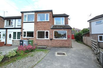 Thumbnail 3 bed end terrace house for sale in Greenhills Close, Macclesfield, Cheshire