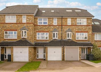 Thumbnail 5 bed town house for sale in Dukes Avenue, Kingston Upon Thames