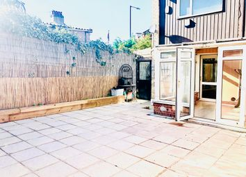 Thumbnail 4 bed terraced house to rent in Vicarage Lane, London