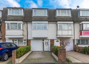 Thumbnail 3 bed town house for sale in Colman Road, London