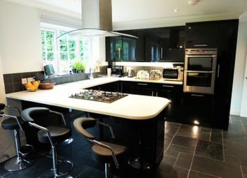 Thumbnail 3 bedroom detached house for sale in The Green, Overton