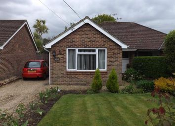 Thumbnail 3 bed bungalow for sale in North Baddesley, Southampton, Hampshire