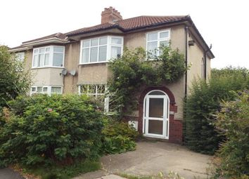 Thumbnail 3 bedroom shared accommodation to rent in Branscombe Road, Bristol