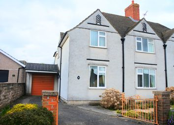 Thumbnail 4 bed semi-detached house for sale in Victoria Road, Bulwark, Chepstow