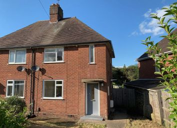 Thumbnail 2 bed semi-detached house to rent in Tweedale Crescent, Madeley, Telford