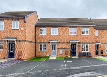 Thumbnail 3 bed terraced house for sale in Verbena Drive, Billingham