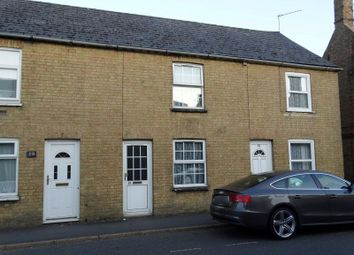 Thumbnail 2 bedroom terraced house to rent in London Road, Chatteris