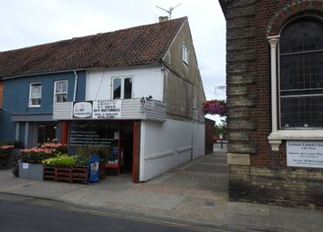 Thumbnail 1 bed flat to rent in High Street, Leiston