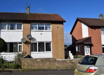 Thumbnail 2 bedroom semi-detached house for sale in 18 Priesthill Avenue, Glasgow, Glasgow