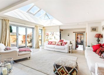Thumbnail 5 bed barn conversion for sale in High Penn, Calne, Wiltshire
