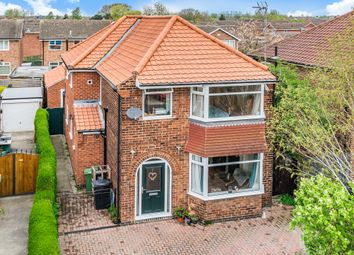 Thumbnail 5 bed detached house for sale in Reighton Avenue, York, North Yorkshire