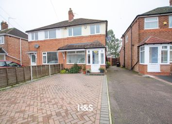 3 bed semi-detached house for sale in Middleton Road, Shirley, Solihull B90