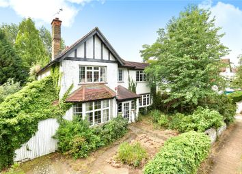 Thumbnail 6 bed detached house for sale in High View, Pinner