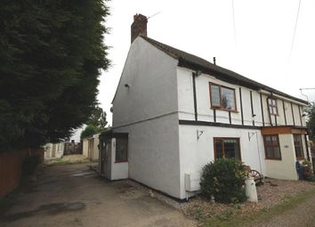 Thumbnail 2 bed semi-detached house for sale in Low Common, Methley, Leeds