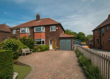 Thumbnail 3 bed semi-detached house for sale in Paddock Lane, Dunham Massey, Altrincham