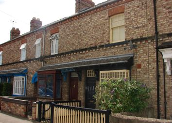 Thumbnail 2 bedroom terraced house to rent in Norton, Malton