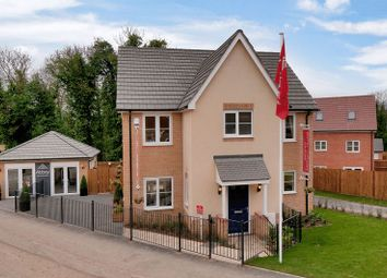 Thumbnail 4 bed detached house for sale in Oat Close, Aylesbury