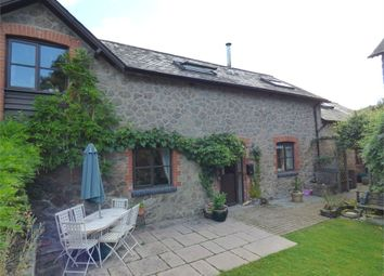Thumbnail 4 bed link-detached house for sale in Moretonhampstead, Moretonhampstead, Newton Abbot, Devon