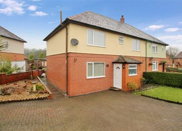 Thumbnail 4 bed semi-detached house for sale in Dolgoch, Porth-Y-Waen, Oswestry