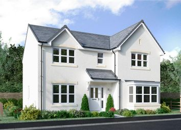"Thumbnail 4 bed detached house for sale in ""Pringle"" at Borthwick Castle Road, North Middleton, Gorebridge"