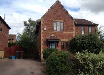 Thumbnail 2 bed property to rent in Oxburgh Court, Northampton