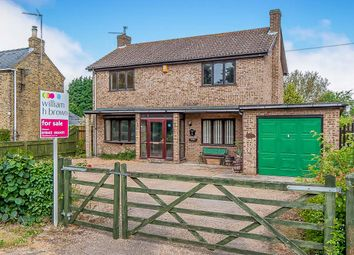 Thumbnail Detached house for sale in High Road, Wisbech St. Mary, Wisbech