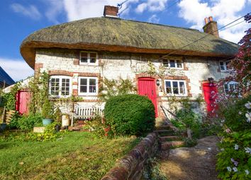 Thumbnail 2 bed semi-detached house for sale in North Lane, Buriton, Petersfield, Hampshire
