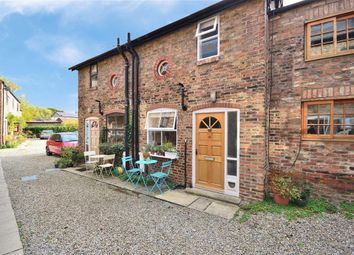 Thumbnail 1 bed terraced house for sale in Riverside Mews, Millgate, Thirsk