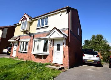 Thumbnail 2 bed semi-detached house for sale in Oakwood Drive, Prenton, Merseyside