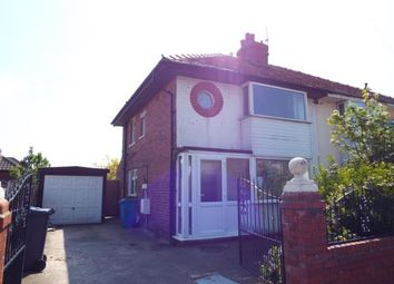 Thumbnail 2 bedroom semi-detached house for sale in Hawthorne Road, Thornton-Cleveleys