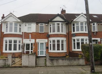 Thumbnail 4 bedroom terraced house for sale in Overslade Crescent, Coventry