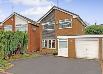 Thumbnail 3 bed detached house for sale in Highfield Avenue, Romiley, Stockport