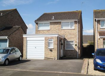 Thumbnail 3 bed detached house for sale in Trent Close, Yeovil