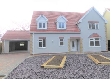 Thumbnail 5 bed detached house for sale in 3, Greenfields Lane, Heol Y Cyw, Bridgend County Borough.