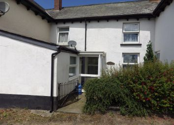 Thumbnail 3 bedroom terraced house for sale in The Village, Wembworthy, Chulmleigh