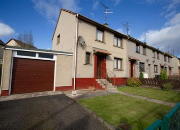 Thumbnail 3 bed end terrace house for sale in Home Place, Coldstream, Berwickshire
